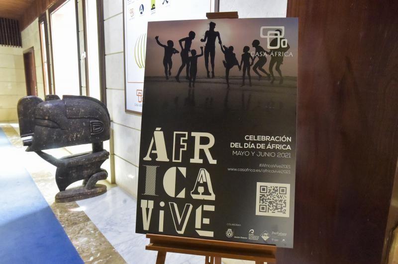 Exposición Enseñar África