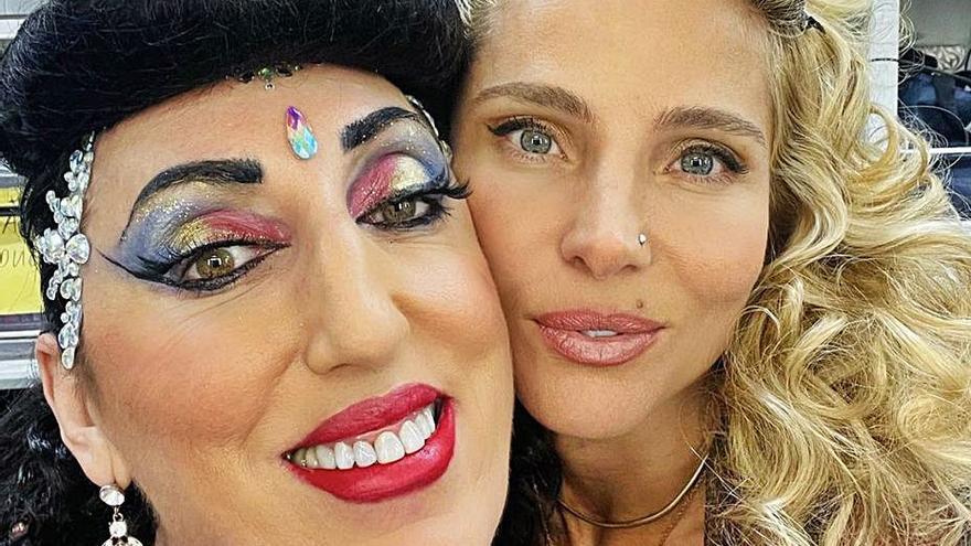 Rossy de Palma y Elsa Pataky ruedan 'Carmen' en Australia
