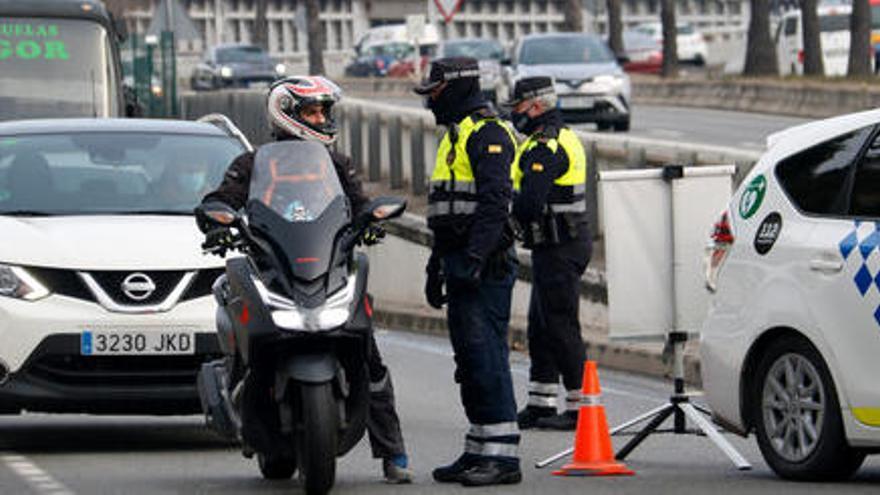 El Govern afirma que Catalunya continuarà tancada per Setmana Santa