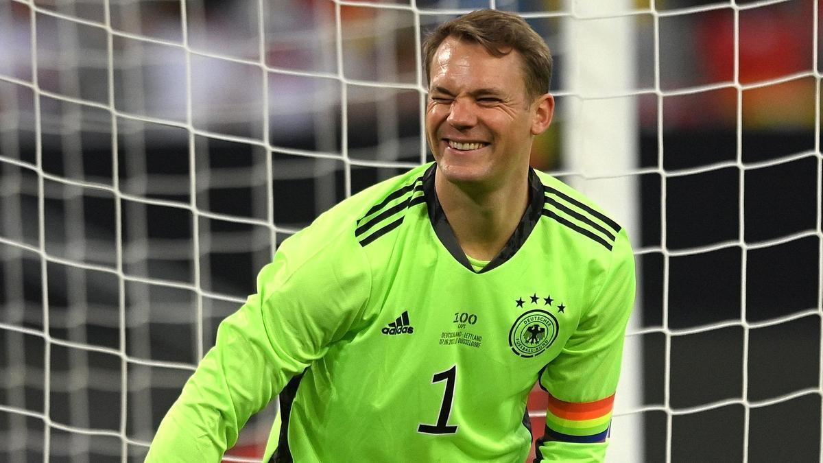 Manuel Neuer.