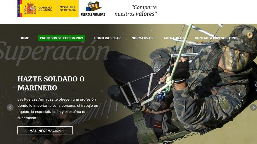 Cien plazas en la Comunitat Valenciana para entrar en el Ejército