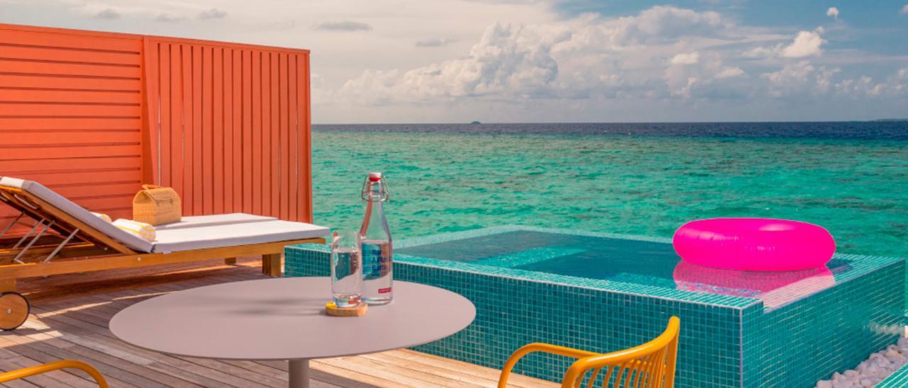Hotel The Standard Maldivas, perteneciente a Standar International.