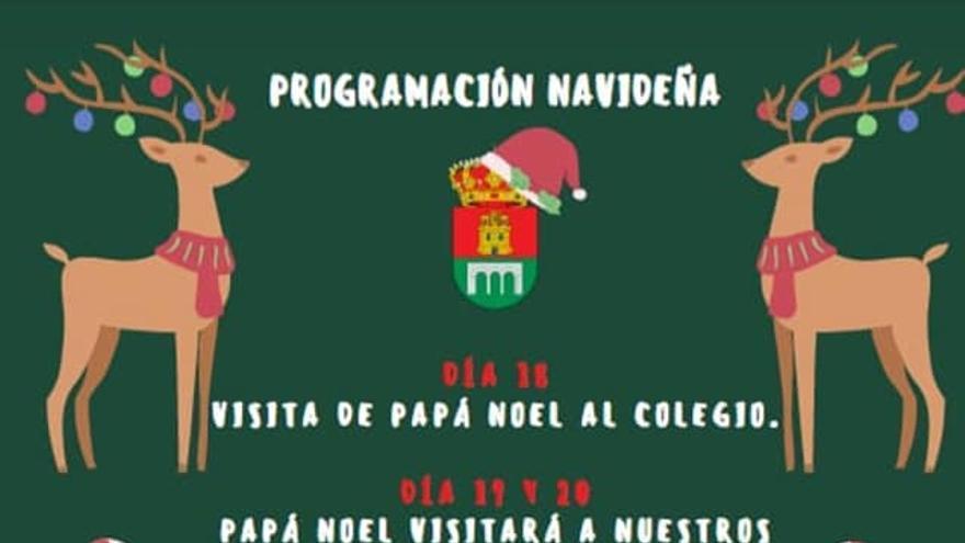 Programación Navideña