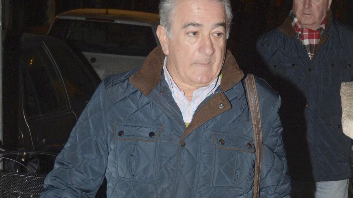Bernardo Pantoja, en una imagen de archivo