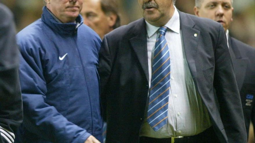 Los 12 entrenadores de Florentino Pérez