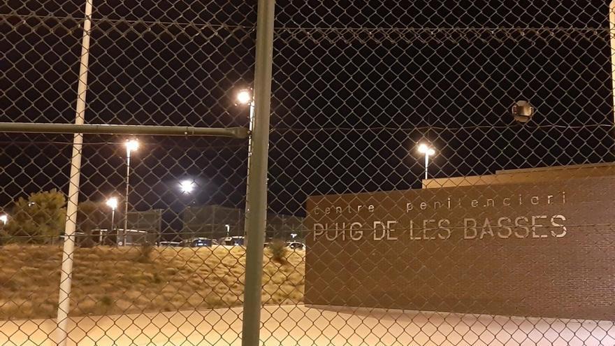 La presó de Figueres té setze interns amb Covid-19