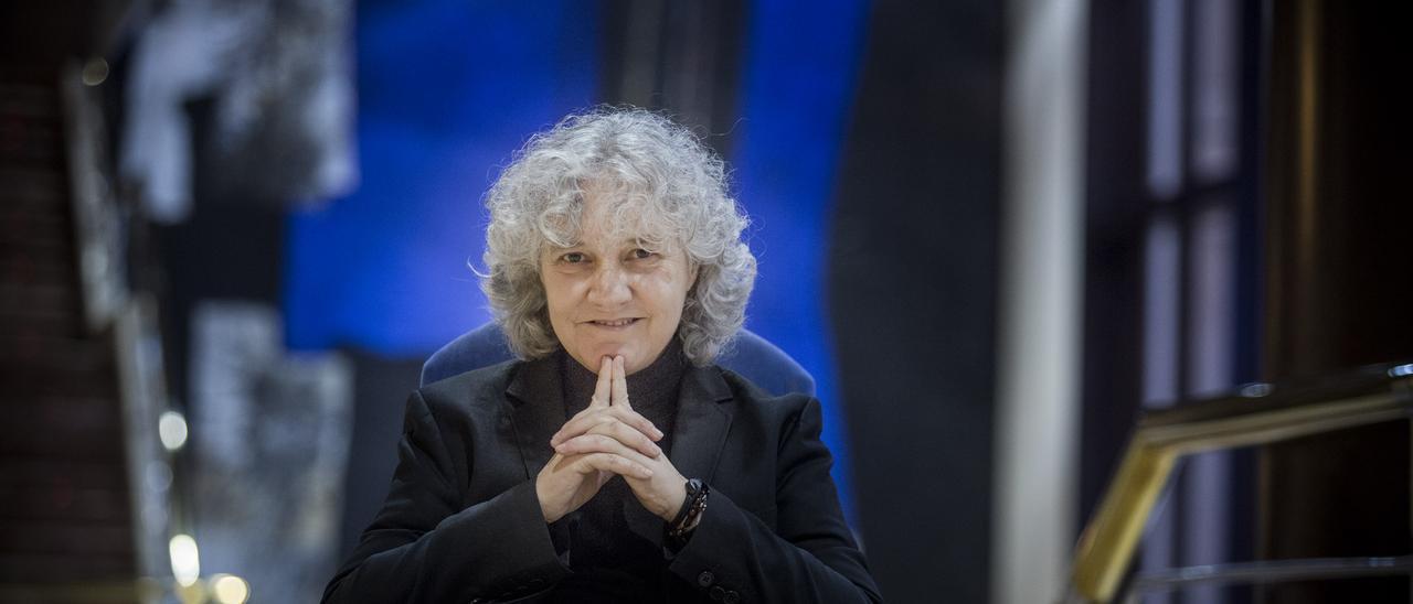 Mayte Martín en el Auditorio Príncipe Felipe