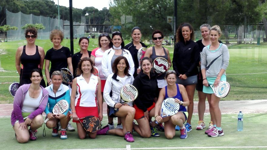 Puertas abiertas en el Club de Tenis Castellón