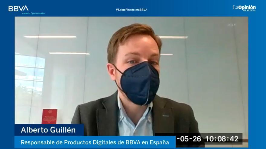 Salud financiera BBVA | Alberto Guillén, Responsable de Productos Digitales de BBVA en España