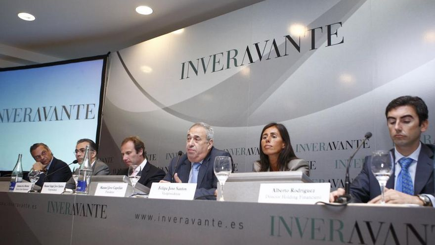 Los hijos de Manuel Jove, Felipa y Manuel Ángel, copresidirán Inveravante