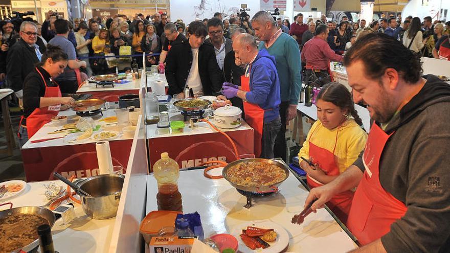 IFA pospone Alicante Gastronómica, el Salón del Manga y Firauto
