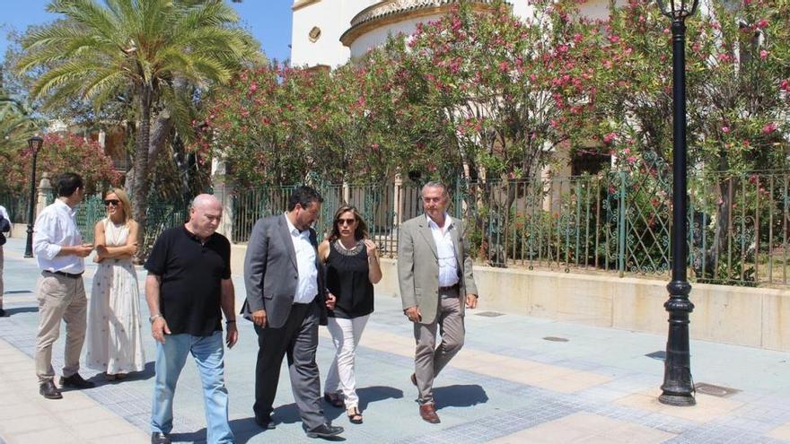 Marqués pide a Marzà que ceda ya la Villa Elisa de Benicàssim