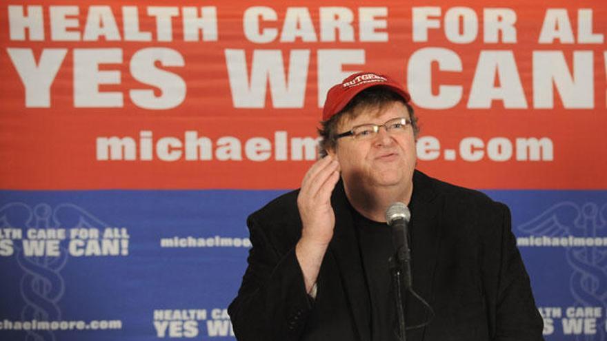 Michael Moore hará un documental sobre Trump titulado 'Fahrenheit 11/9'