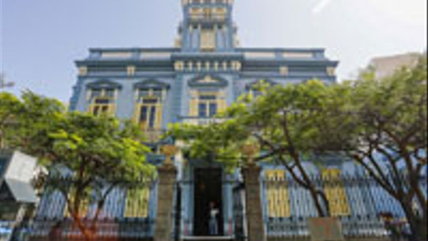 Palacete Rodríguez Quegles