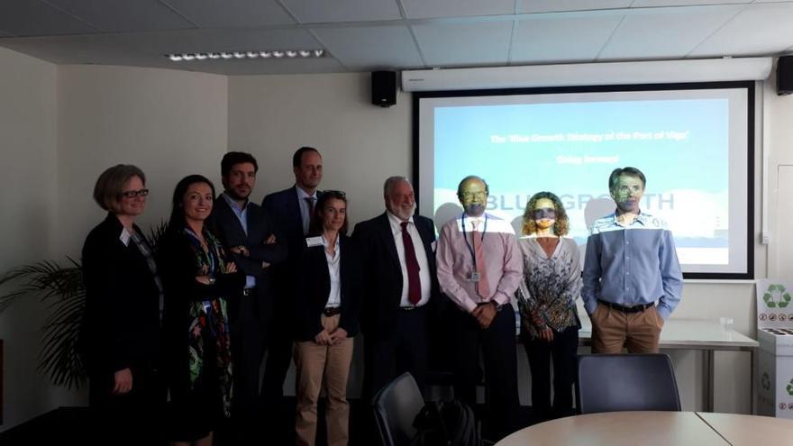 "Vigo, referente de ""puerto verde"" a nivel internacional"