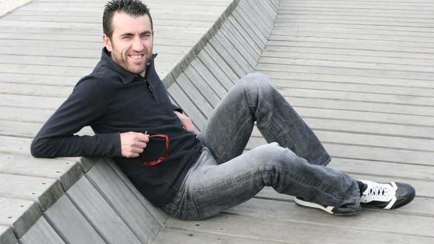 El atleta Alejandro Gómez se apaga