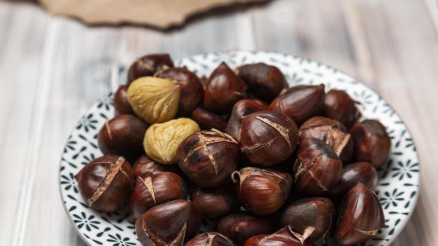 Beneficis de menjar castanyes, propietats i altres curiositats