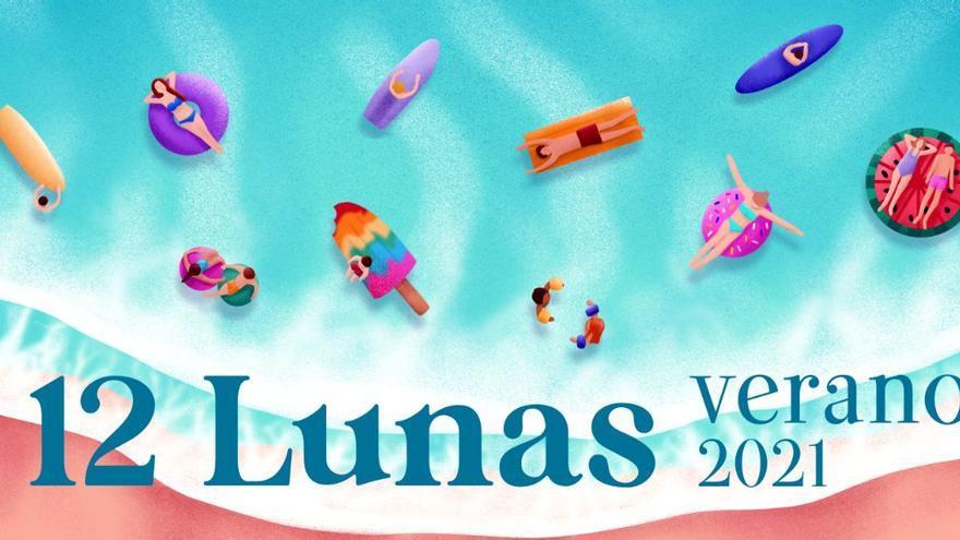 El programa 12 Lunas ofrece más de 2.000 plazas de ocio alternativo para jóvenes en verano