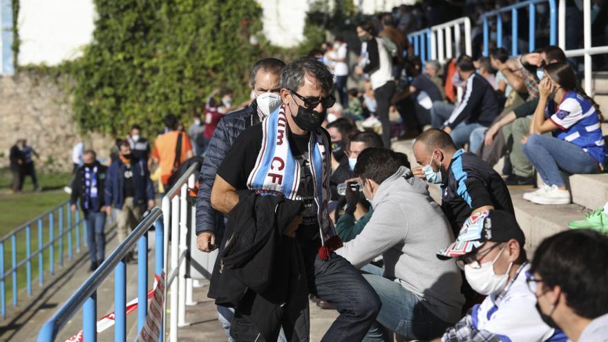 La competición en la Tercera asturiana de fútbol vuelve sin público el fin de semana del 14 y 15 de noviembre