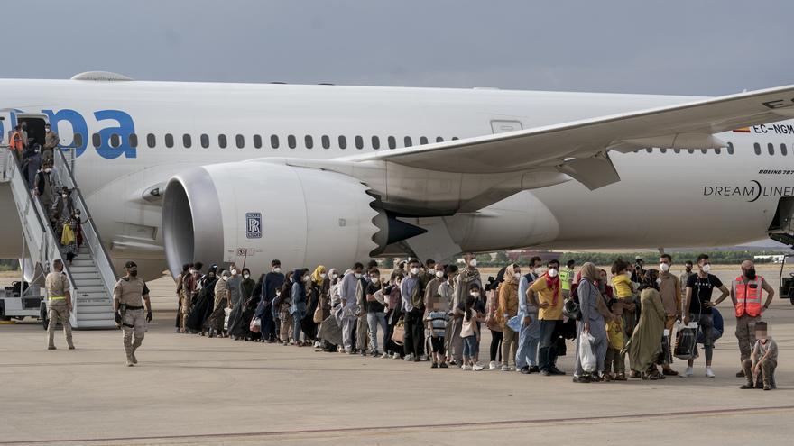 España evacuó de Afganistán a 2.206 personas en 17 vuelos con una espectacular operación de rescate