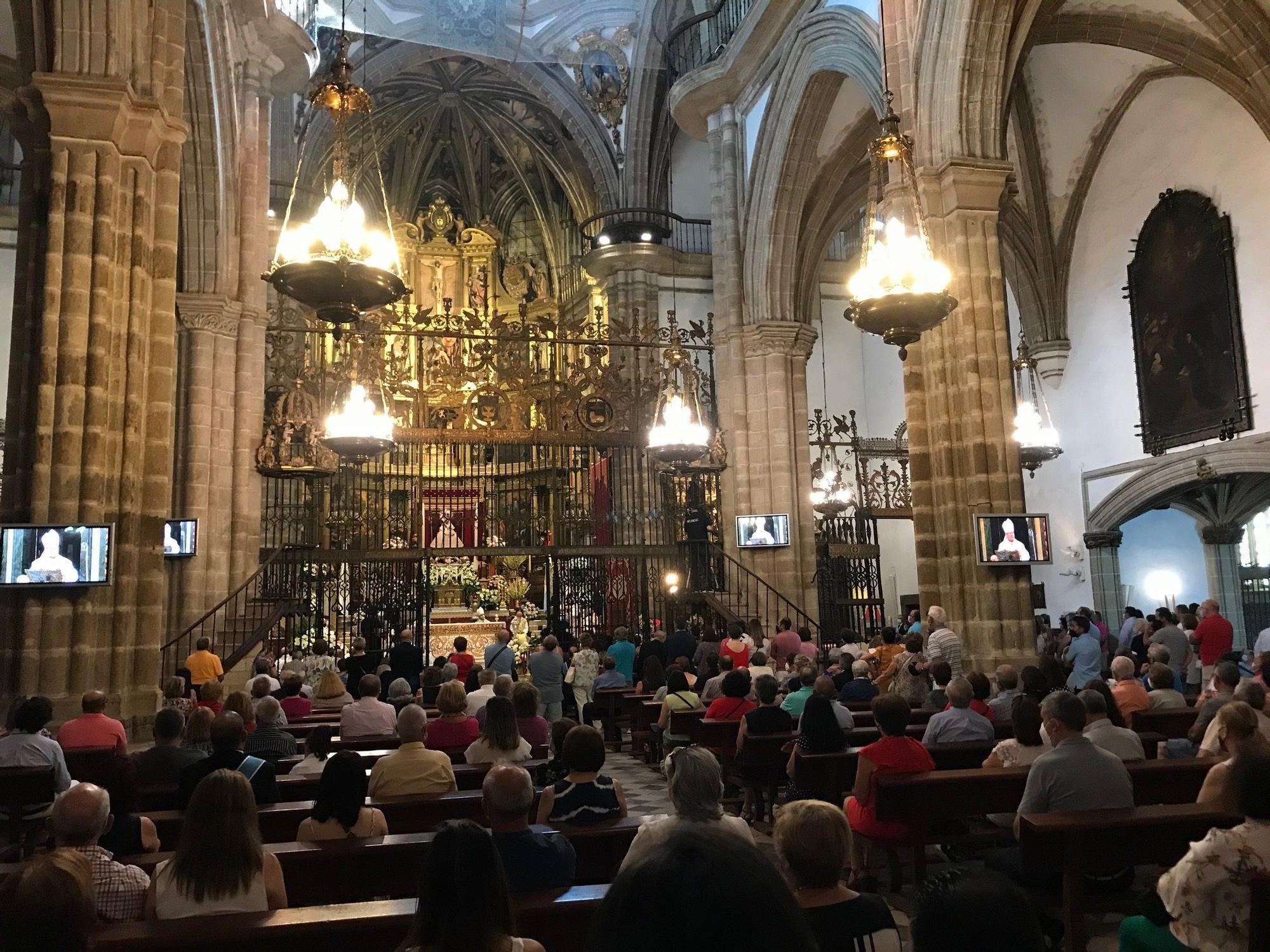 El Día de Extremadura en Guadalupe