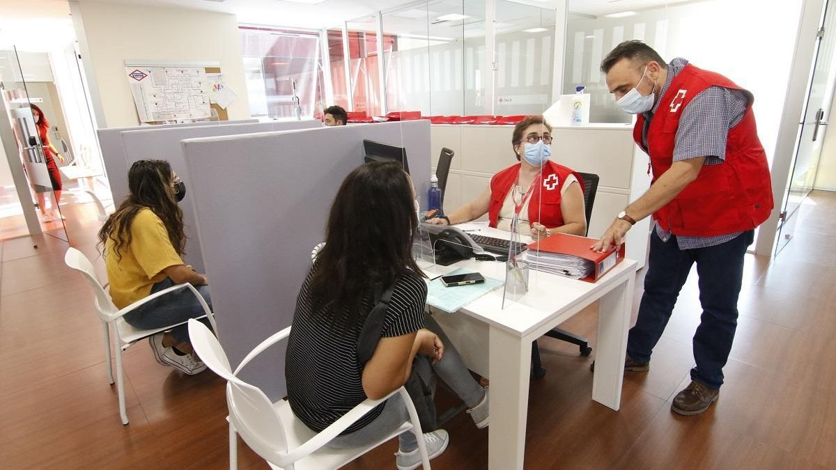 El covid multiplica los usuarios de las entidades sociales en Córdoba