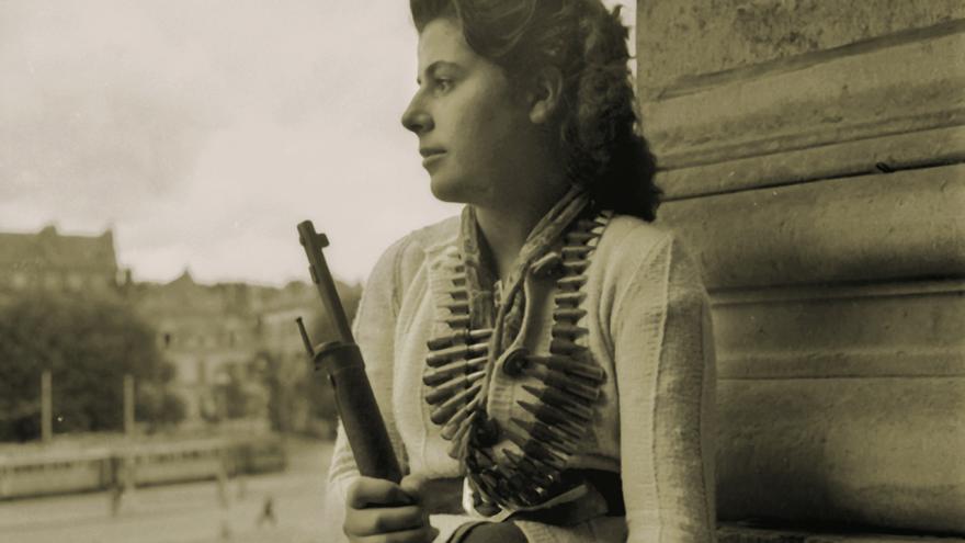 La heroína gallega de la resistencia francesa