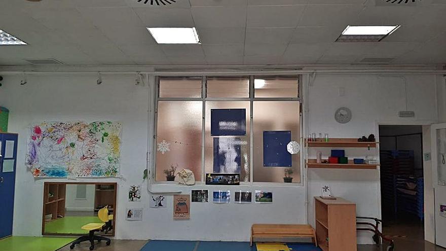 Educación instala equipos de climatización en cinco 'escoletes'