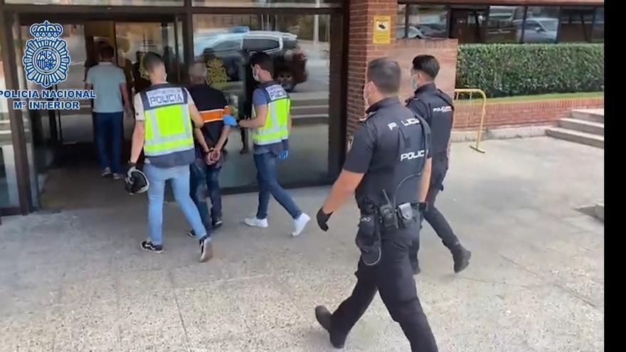 Detenido un hombre por matar a otro de un puñetazo en Madrid