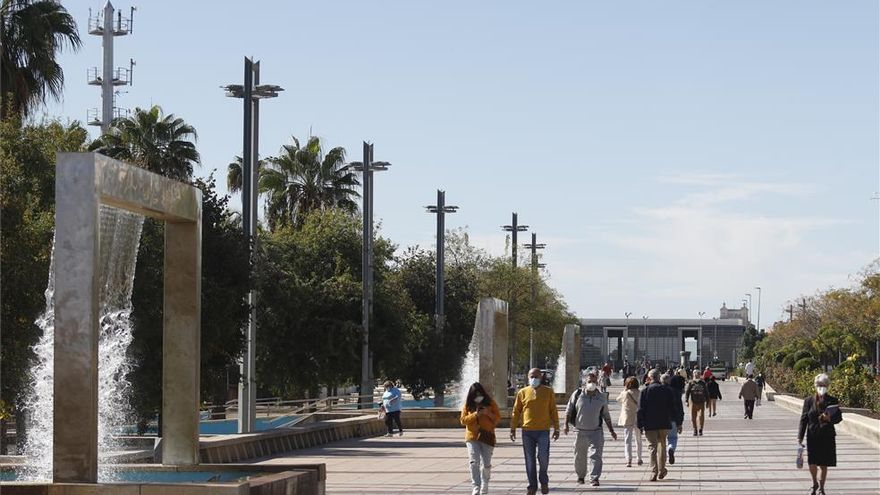 El tiempo en Córdoba: cielos poco nubosos y mínimas en ascenso