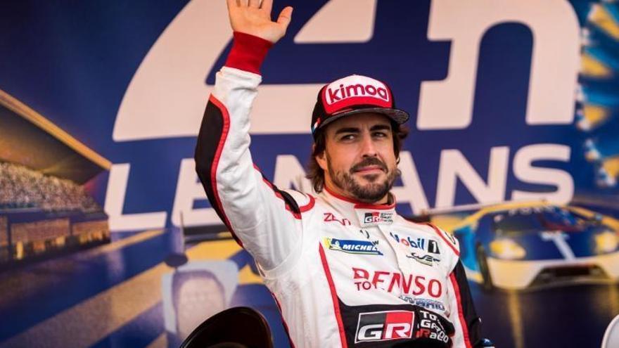 Principales rivales de Alonso en Le Mans