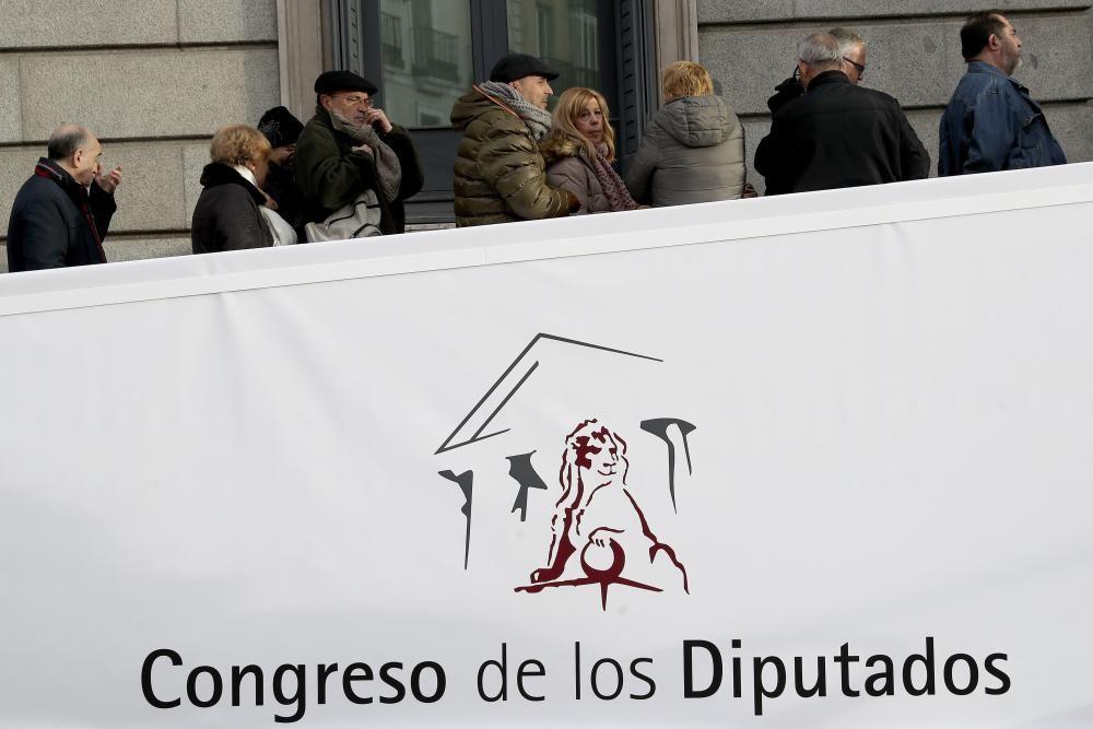 Jornadas de Puertas Abiertas en el Congreso