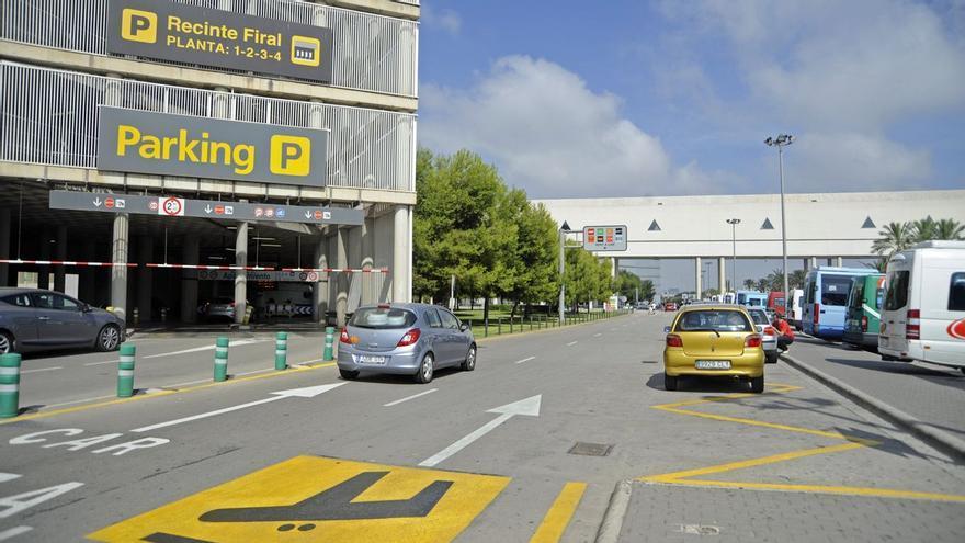 Vier Stunden Suche: Odyssee im Parkhaus am Mallorca-Airport