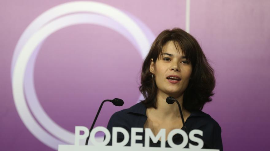 """Podemos exige al PSOE que no ceda a las """"amenazas antidemocráticas"""" de las eléctricas"""