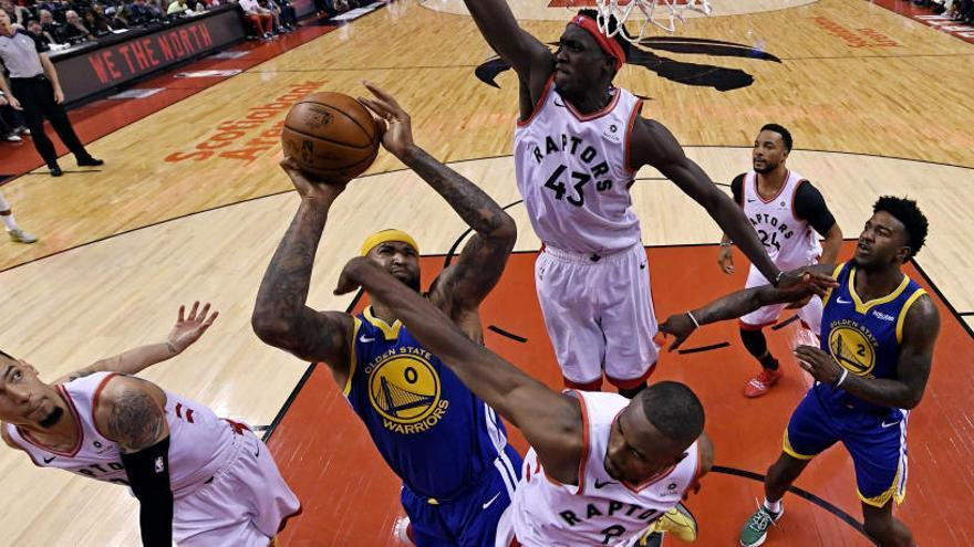 Los Warriors fuerzan un nuevo partido en un desenlace épico