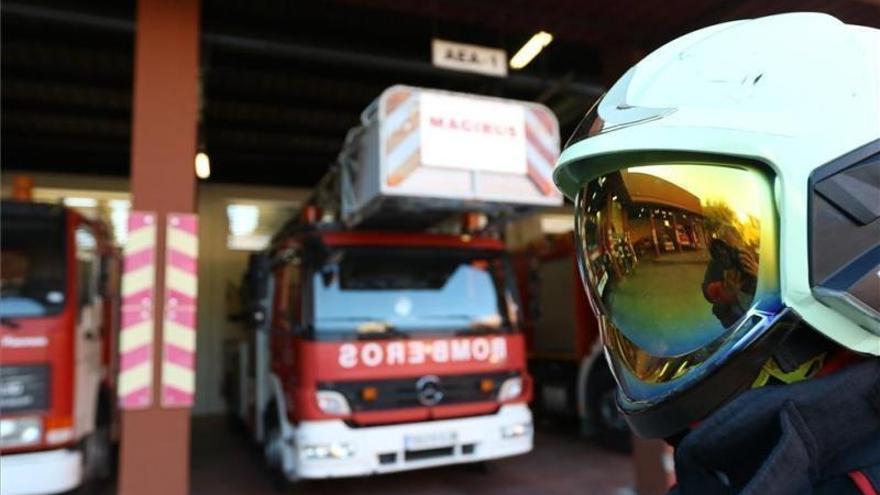 Este sábado se celebran los exámenes para las 21 plazas de bombero conductor de Córdoba