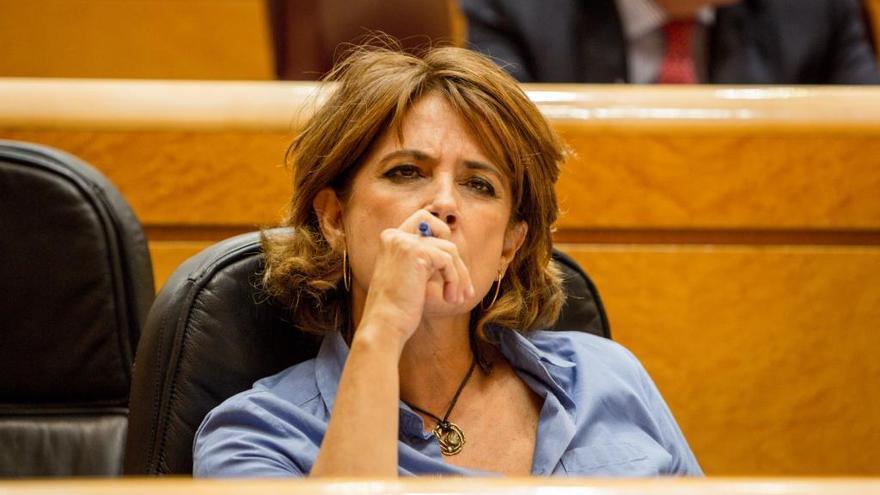 Delgado compareixerà al Congrés per explicar la seva relació amb Villarejo