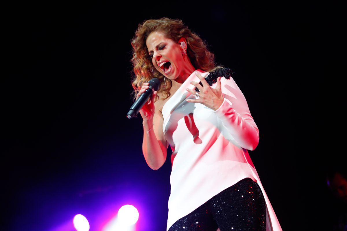 Suspendido el concierto de Pastora Soler tras 20 minutos de actuación