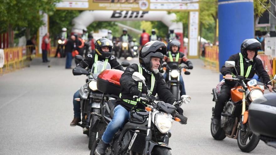 La 6a edició de la prova motociclista Rider 1000 torna a Manresa aquest dissabte
