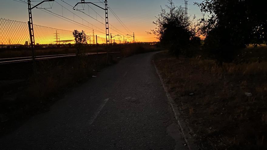 El PP pide que se ilumine la ruta saludable entre Torrent y Picanya