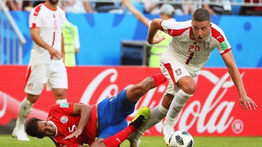 Kolarov derrota a la fortaleza 'tica' (0-1)