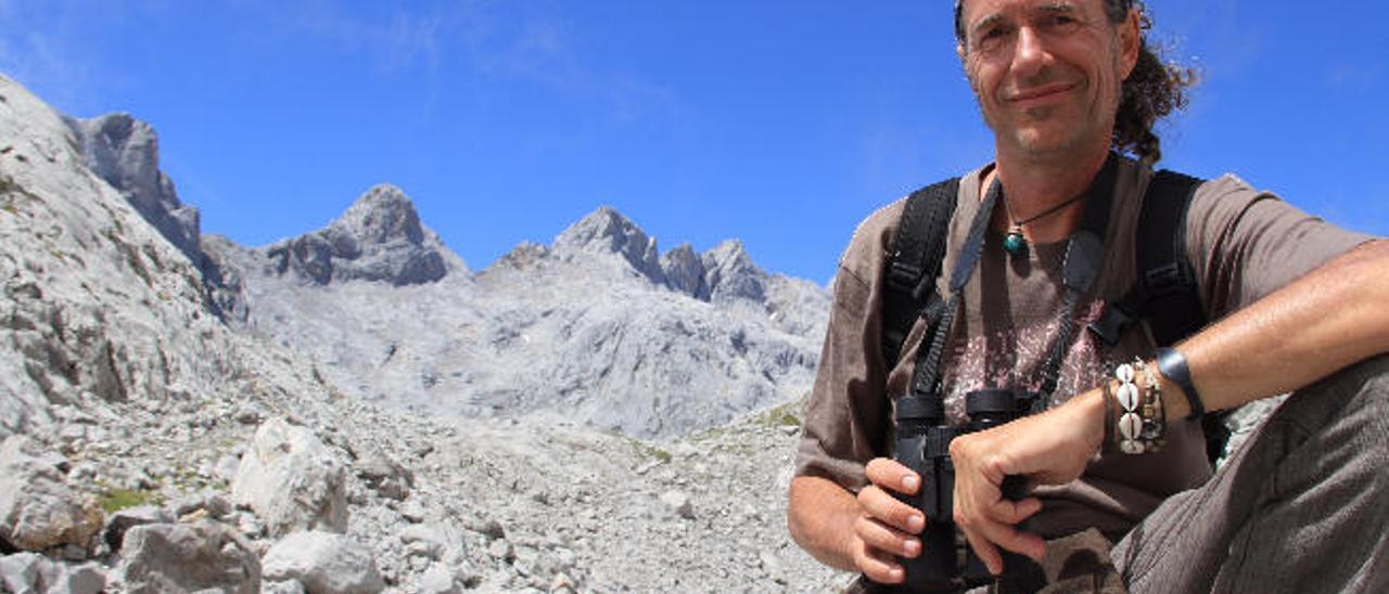 César Javier Palacios, periodista ambiental y geógrafo.