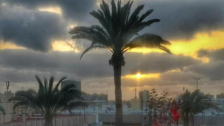 Amanecer en Las Palmas de Gran Canaria (26/02/20)