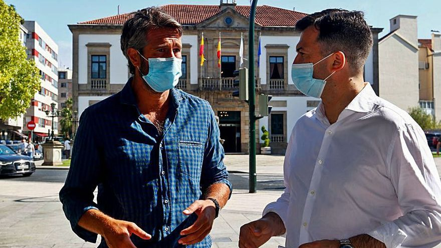 El PSdeG confía a Alberto Varela la hoja de ruta del municipalismo
