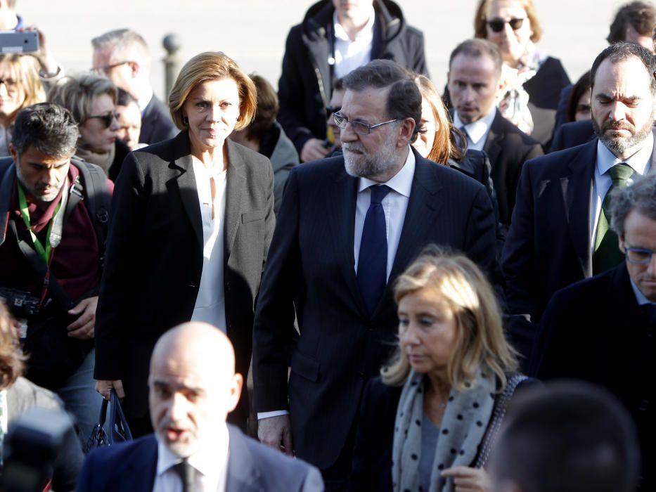 Funeral de Rita Barberá