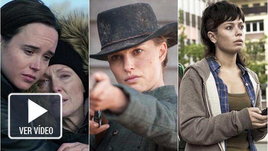 Julianne Moore, Natalie Portman y lo nuevo de Icíar Bollaín llegan a los cines
