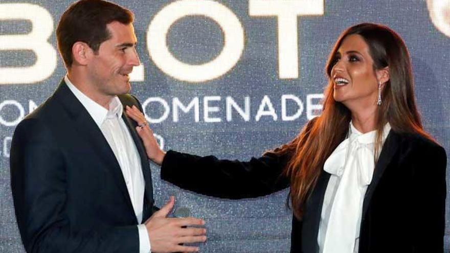 Sara Carbonero, la mejor fan de Iker Casillas