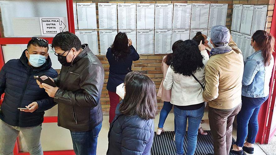 Perú vota desde Vigo a su presidente