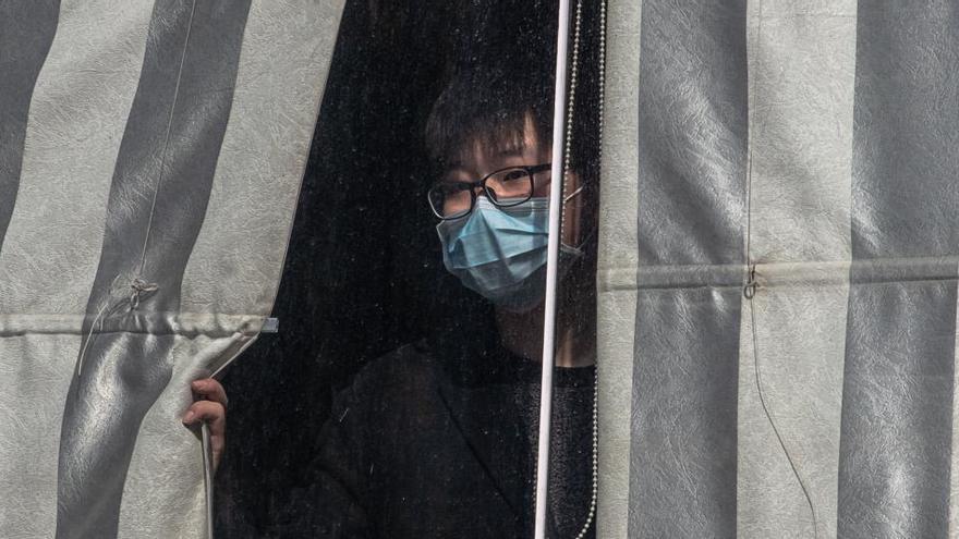 La OMS investiga en Wuhan el origen del coronavirus