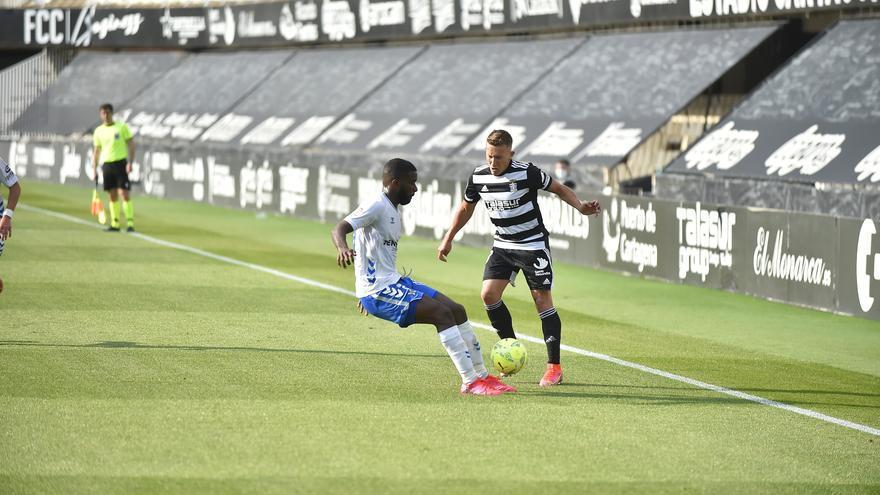 En directo | FC Cartagena - Castellón